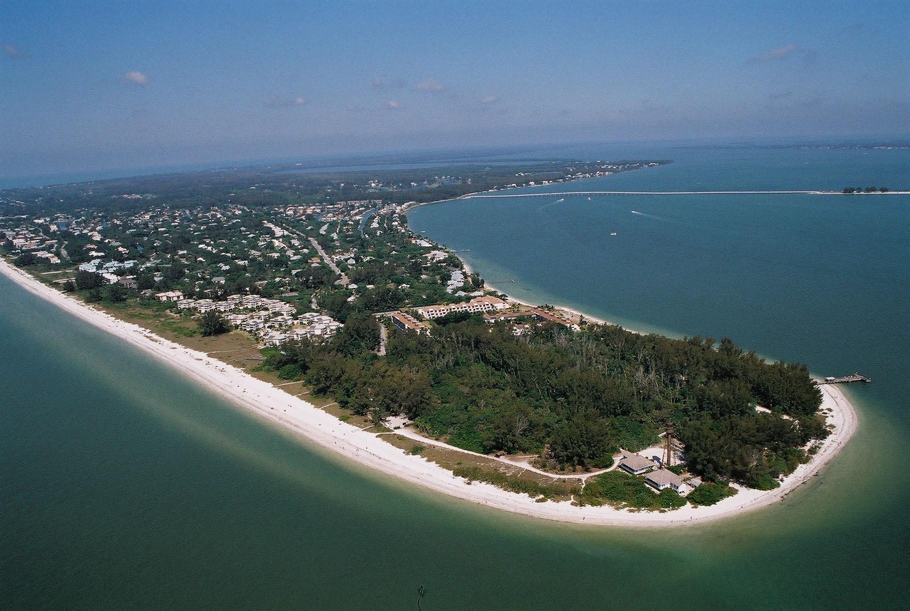 San Carlos Bay Sanibel Island Florida