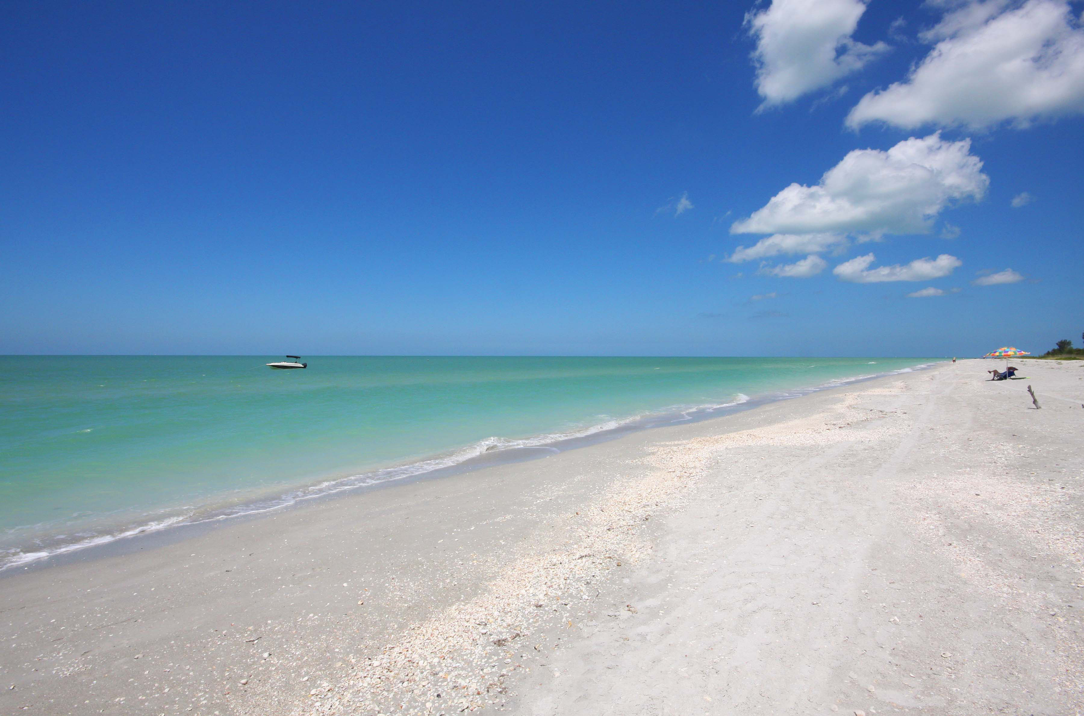 Quiet Beaches In Southwest Florida