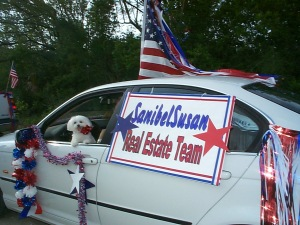A fond memory from the 2003 Sanibel parade