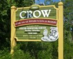 CROW sign