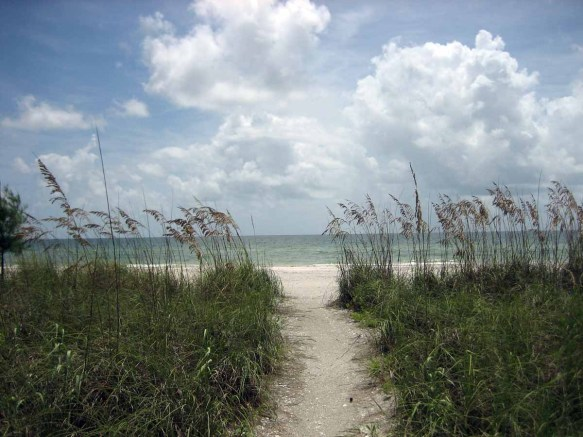Sanibel River Estates Beach access