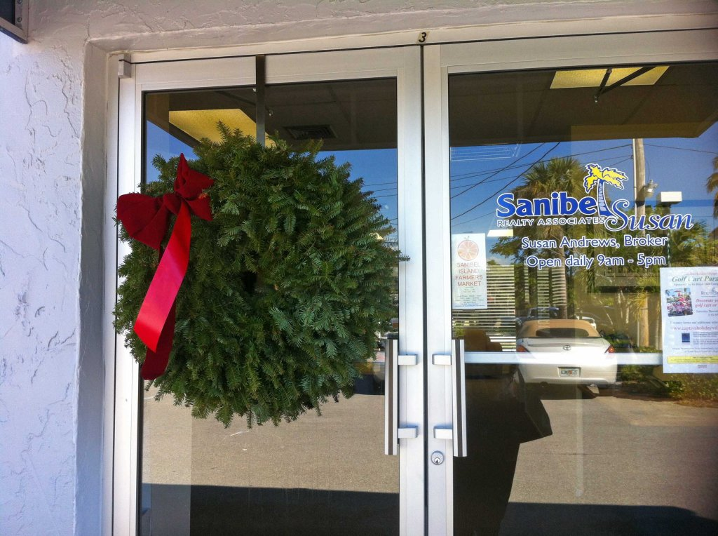 Office Wreath