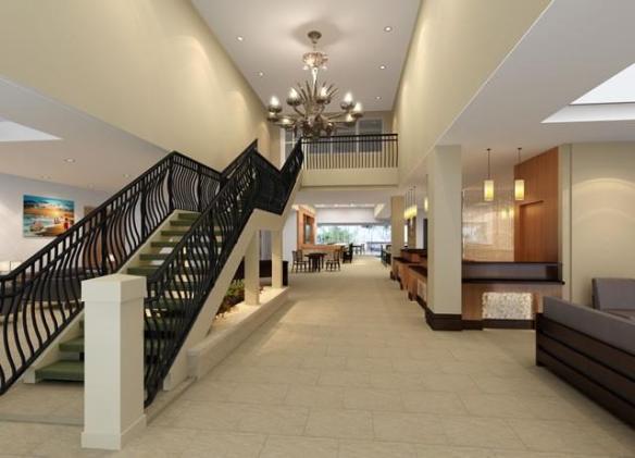 Sundial stairs