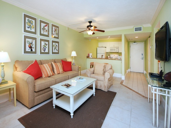 This charming corner resort suite is available for just $349,900. It gets terrific rental income too!