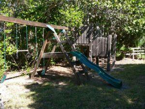 "Playground, ""Island Reporter"" photo"