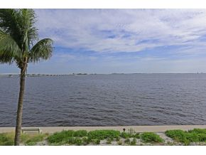 View from our new listing, Mariner Pointe #1042