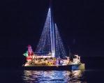 Captiva Boat parade