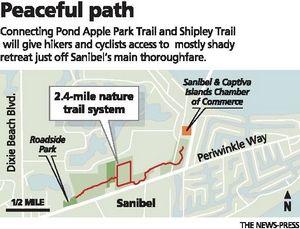 Pond Apple Park Trail