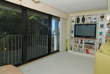 Balcony-TV-area