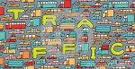 traffic-jam-cartoon-cars-waiting-31833185