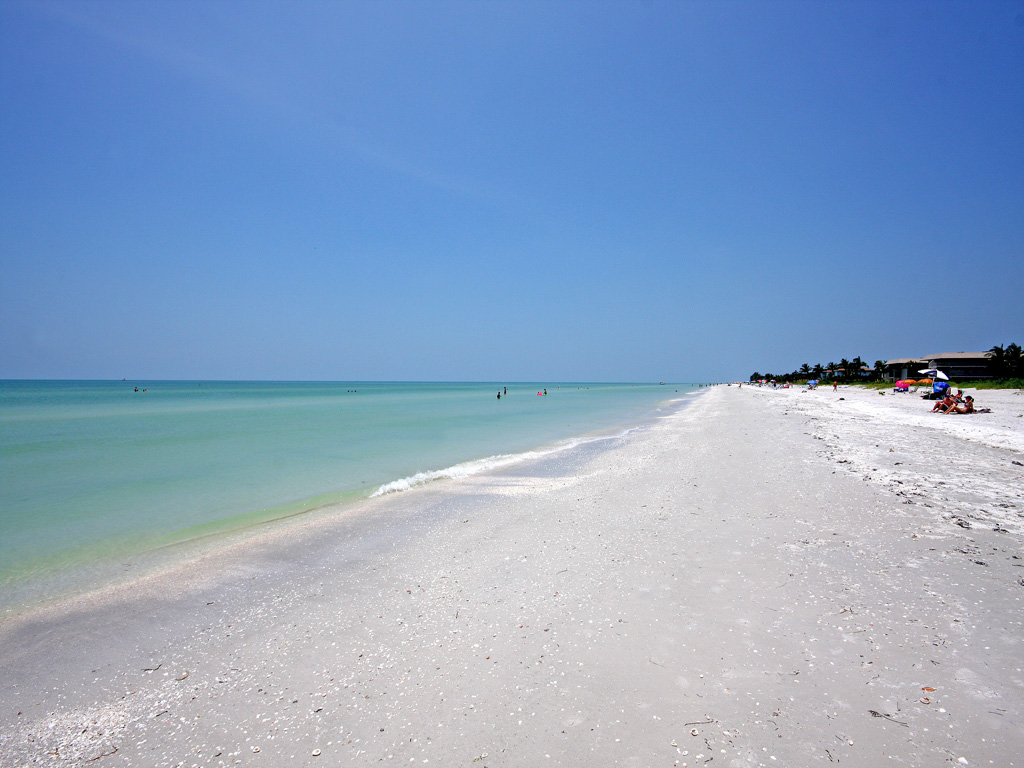Sanibel Island Hotels: Beach