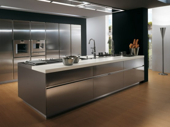 stainless steel kitchen cabinets ikea - Stainless Steel Kitchen Cabinets