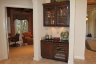 Cropped Wet bar