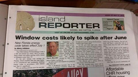 island reporter