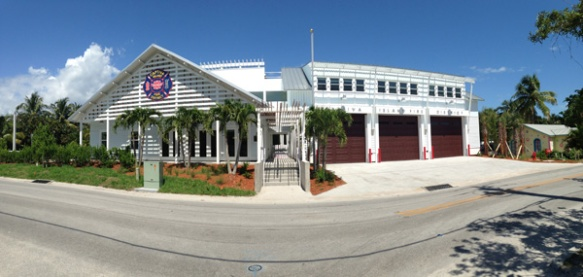 new-Captiva fire station