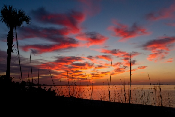 Sanibel sunset 2011