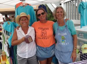 Farmers Market Girls 10-4-2015
