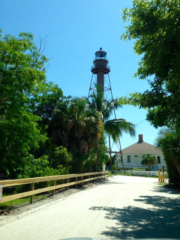 Sanibel Lighthouse drive