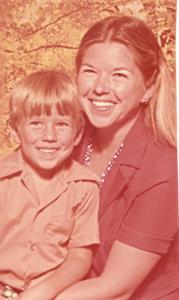 Dave & Mom 08-1976