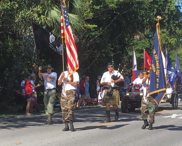 2017 parade start