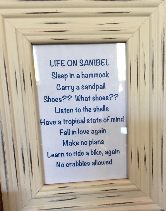SanibelCafeSign