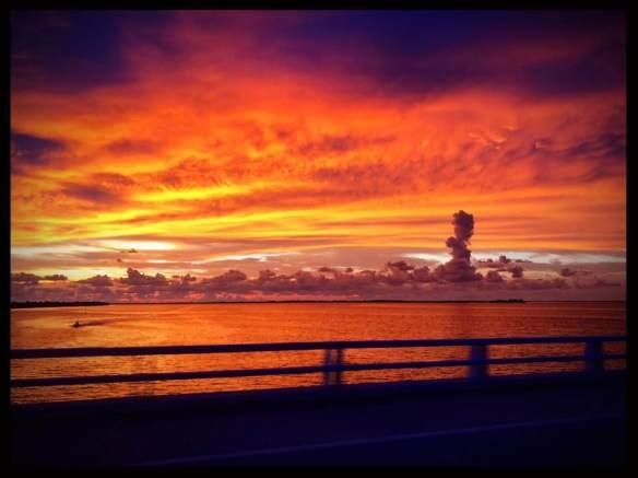 Judie sunset 06-21-18