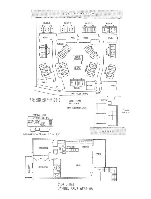 SAWE2 Site - Floor Plans