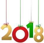 2018_Hanging_Decoration_PNG_Clip_Art_Image