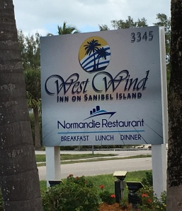 West Wind new sign