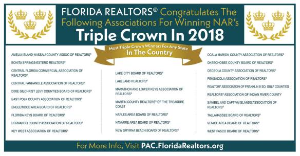 2018 Triple Crown in FL