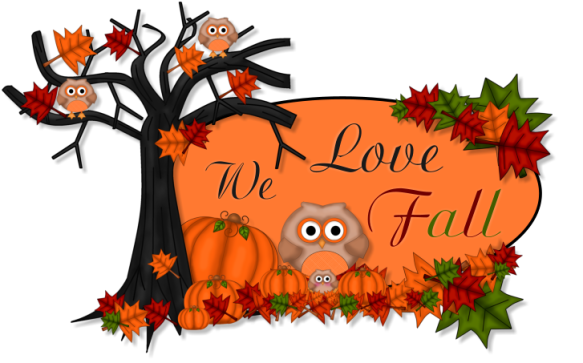 We love fall
