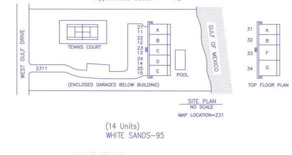 White Sands Site Plan